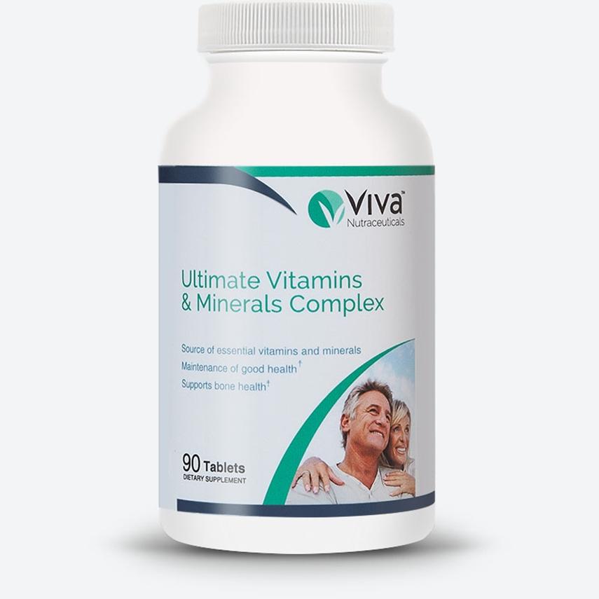 اولتیمیت ویتامین و مینرال کامپلکس