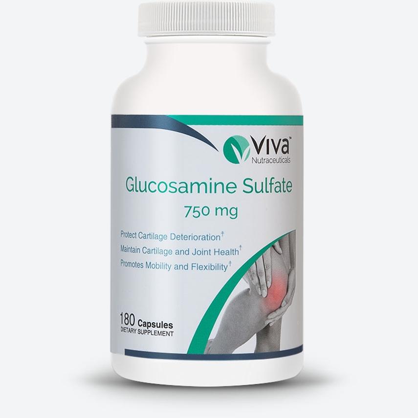 گلوکزآمین سولفات 750 mg