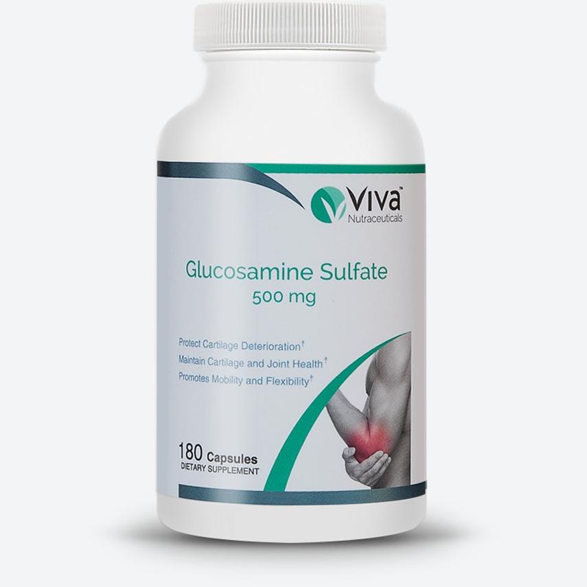 گلوکزآمین سولفات 500 mg